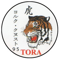 Logo Tora Ryu 200